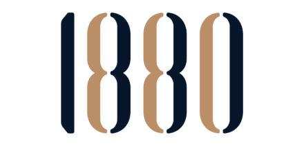 1880 Logo